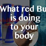 Red Bull affects body