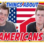 British people about America