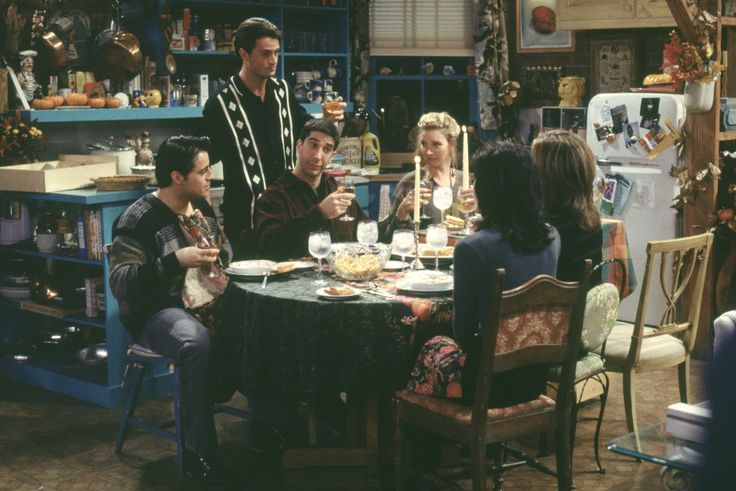 Thanksgiving Episodes in FRIENDS