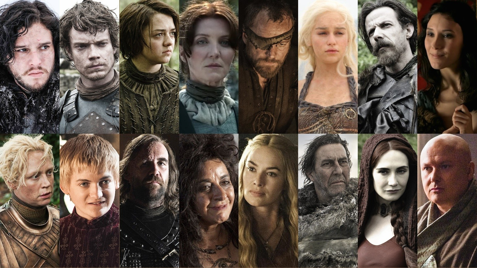 Game Of Thrones Stars Then And Now