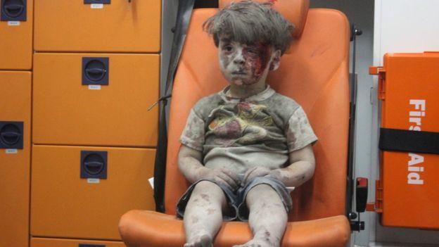 Syria war, aleppo