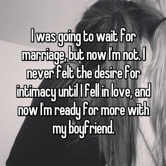 Wait for marriage tumblr