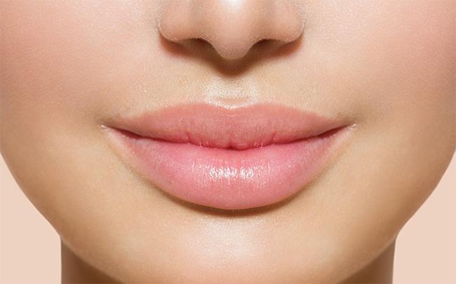 Lips shape determine personality