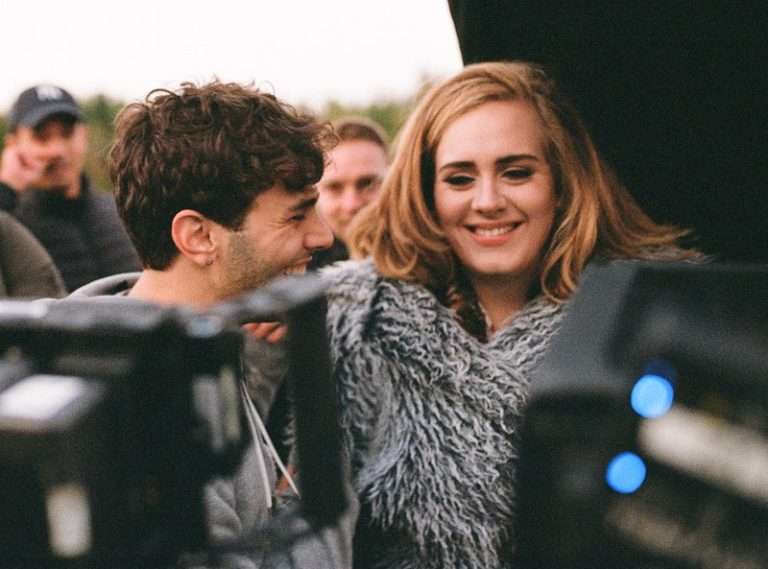 Hello Adele Behind The Scenes