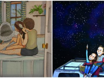 Illustrations That Shows What Love Is Really Like!