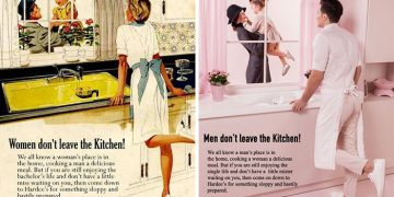 Photographer Reversed Gender Roles In Sexist Vintage Ads