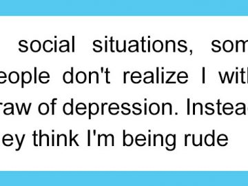 Things You're Doing Because Of Your Depression And People Don't Realize It