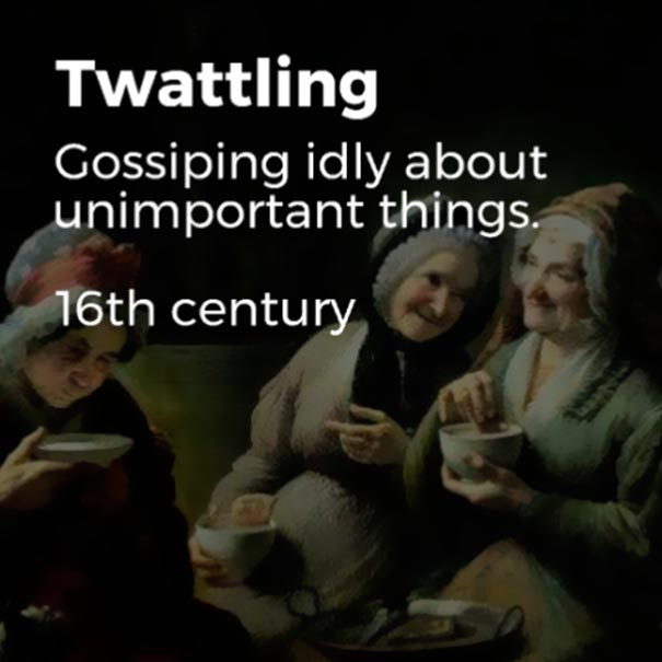 English Words That Are Forgotten But Are Just As Useful Today