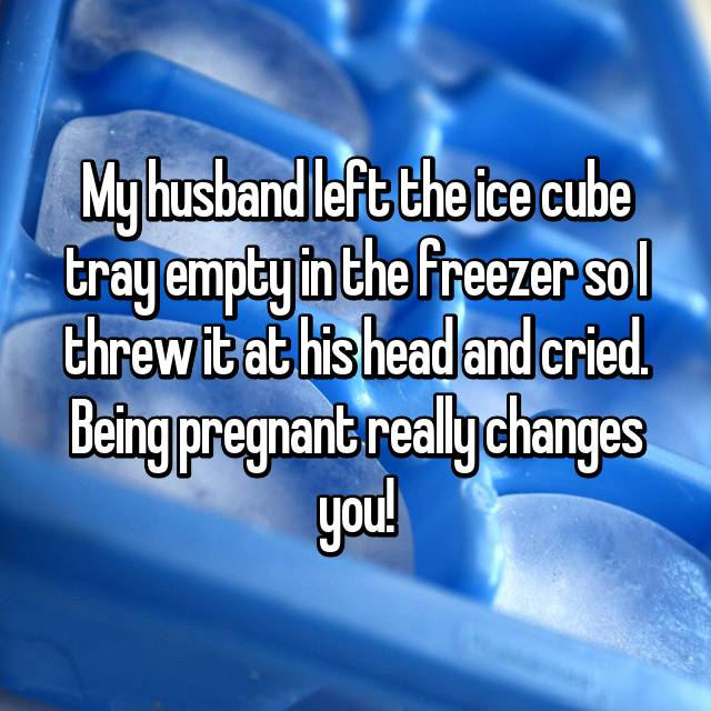 Women Share The Crazy Things They Cried About When Pregnant