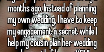 Reasons Why These Women Decided To Keep Their Engagement A Secret