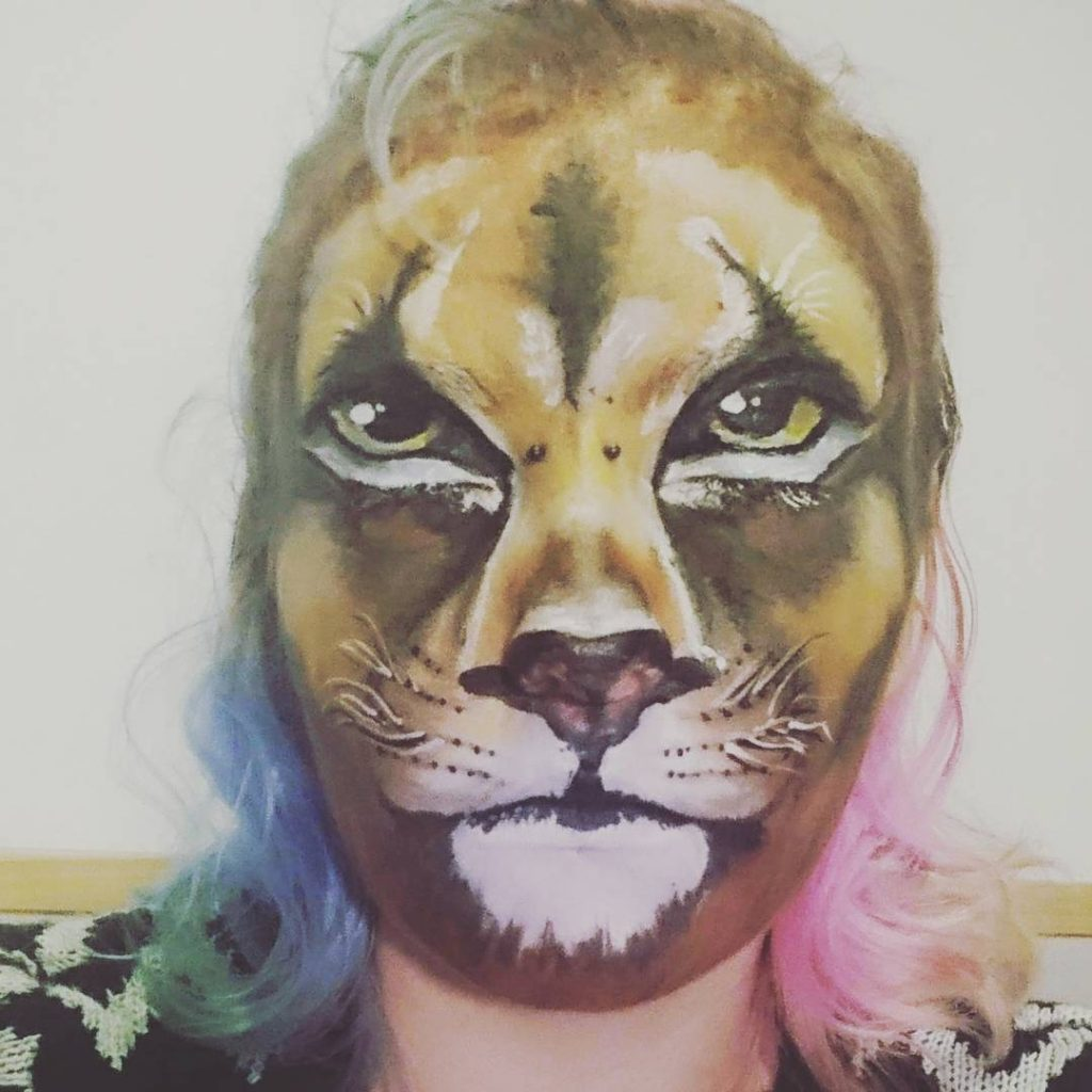 Makeup Artist Creates Impressive Makeup Looks Inspired By Art And Films