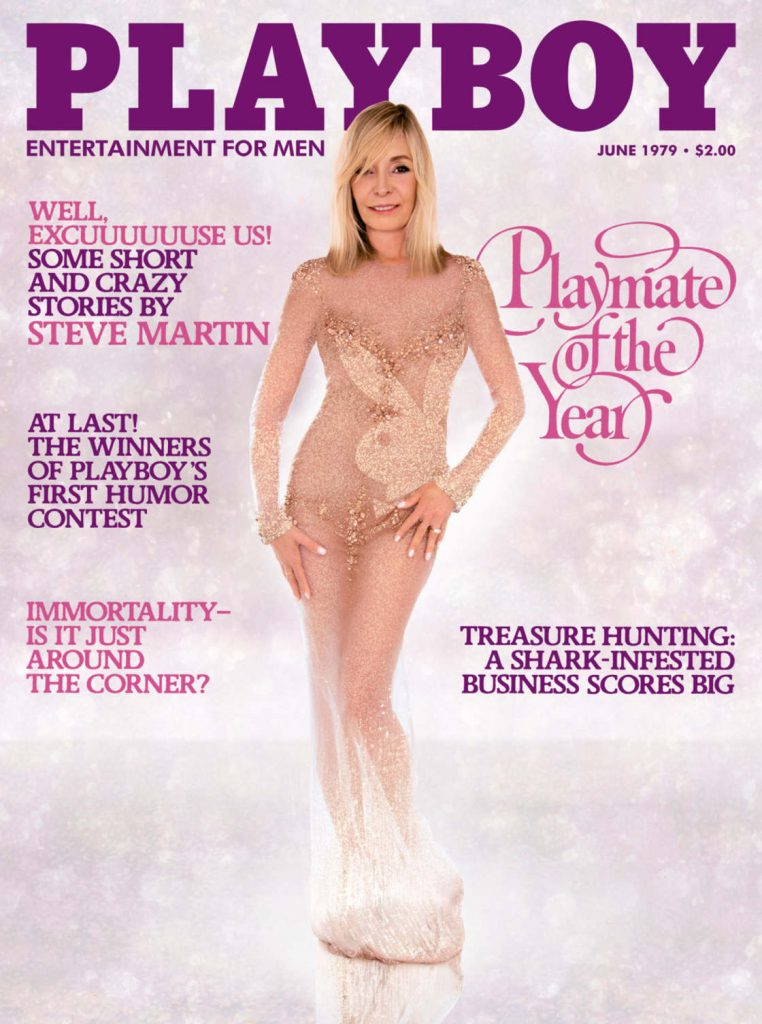 30 Years Later 7 Playboy's Playmates Recreate Their Own Magazine Covers And They Look Better Than Before