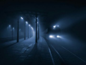 Photographer Captured This Incredible Place Covered In Fog And The Result Is Mind Blowing