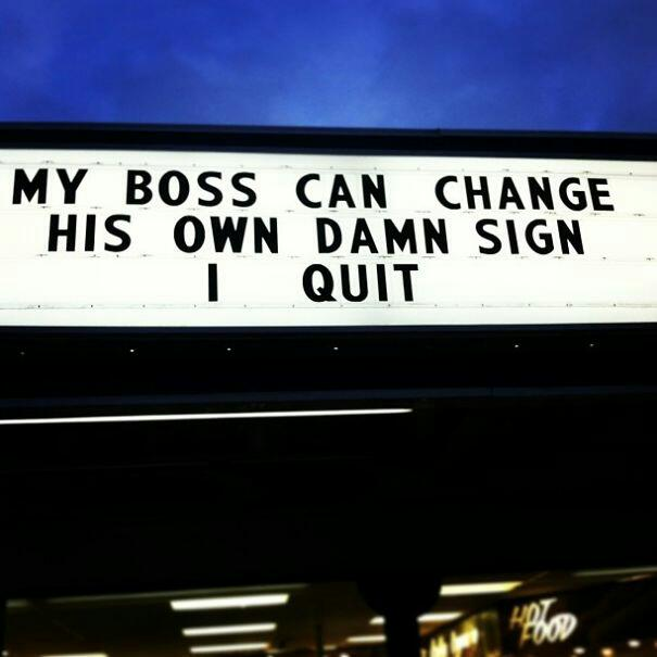 People Who Had The Coolest Ways Of Quitting Their Jobs