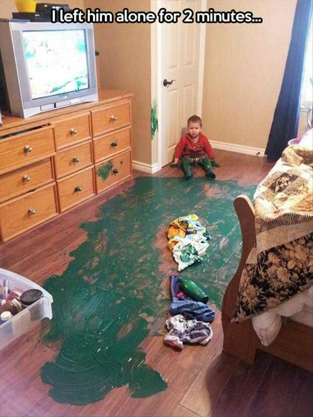 24 Obvious Reasons Why You Should Not Have Kids