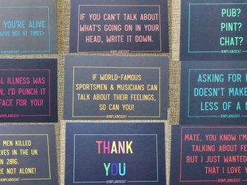 Someone Created Postcards To Try And Save Lives Suffering From Mental Illnesses