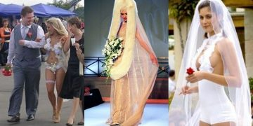 worst dresses worn by brides