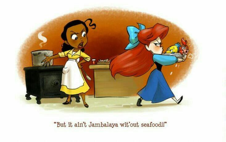 This Is What Happens When Disney Princesses Starts Living Together And Getting Real (DRAFT)