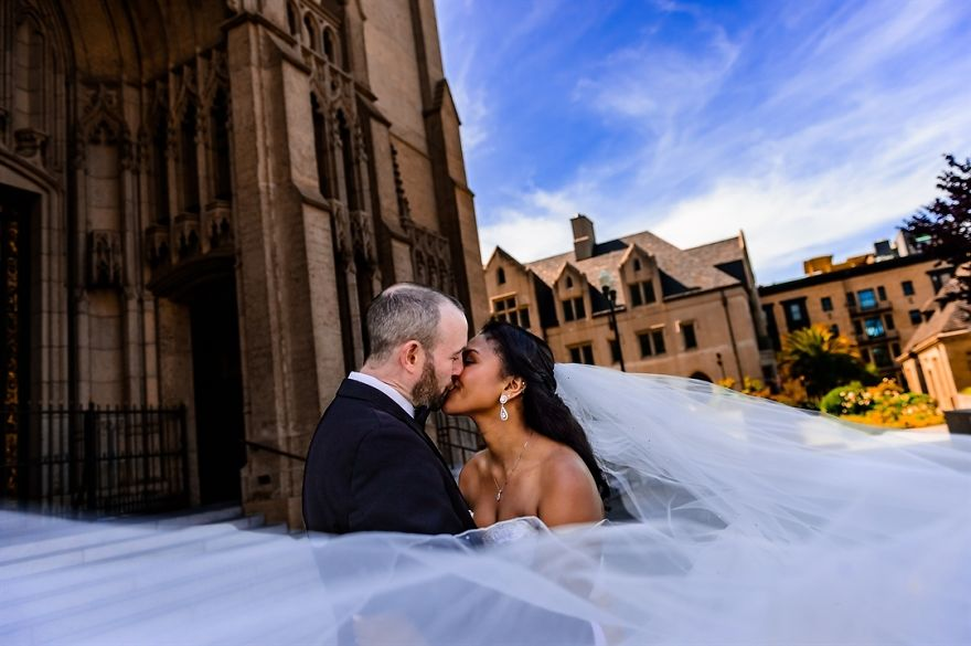 Formerly Homeless Teenager Became An Award Winning Wedding Photographer And His Pictures Are Magnificent