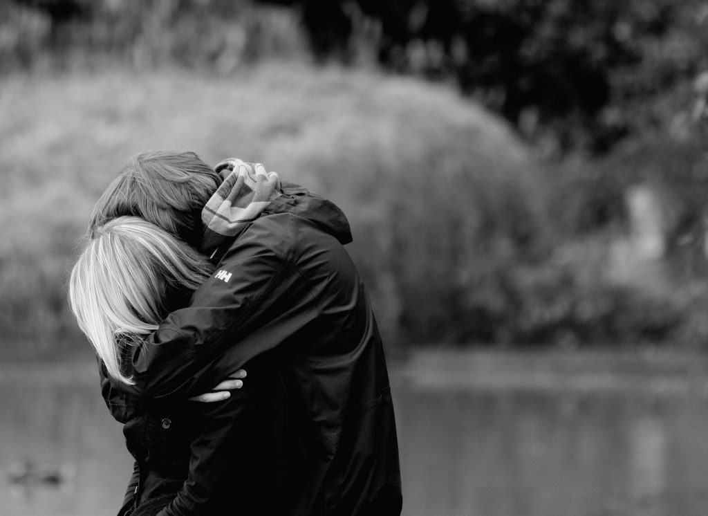 Guys Share What Goes In Their Mind While They Hugging You
