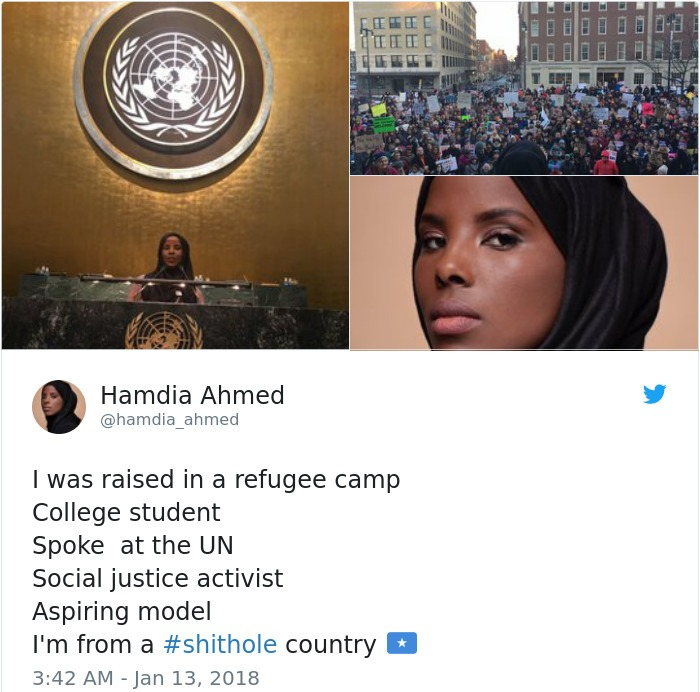 Best Responses To Donald Trump From People From 'Shithole Countries'