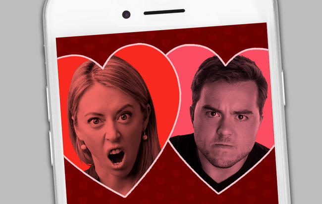 New Dating App Matches You With People Who Hate The Same Things