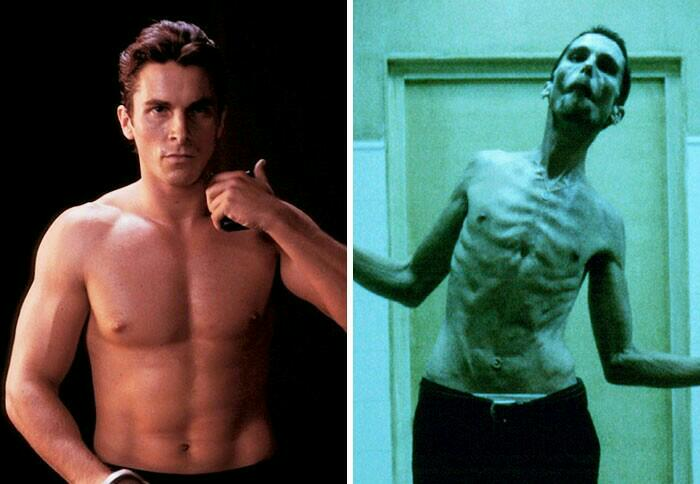 Actors Who Underwent Dramatic Transformations For The Role