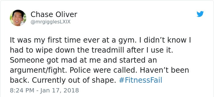 Some Epic Fitness Fails Before You Begin