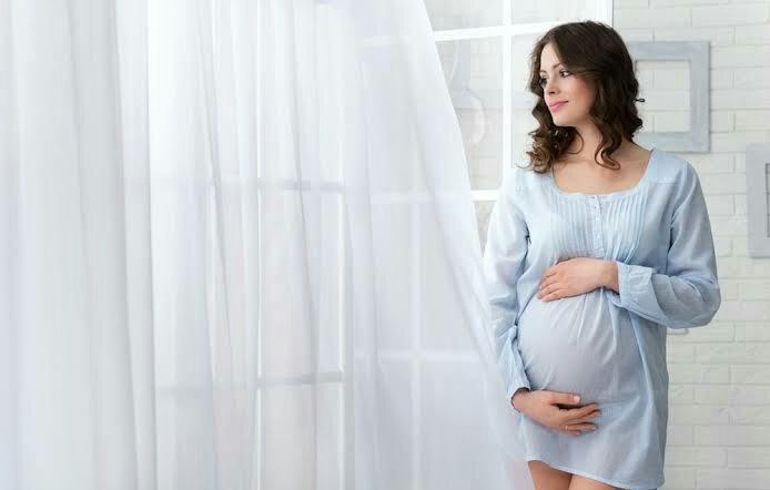 Pregnant women weird