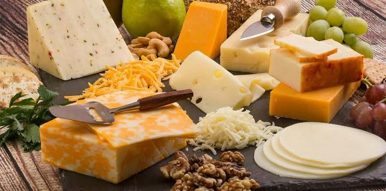 Food Items ingredients
