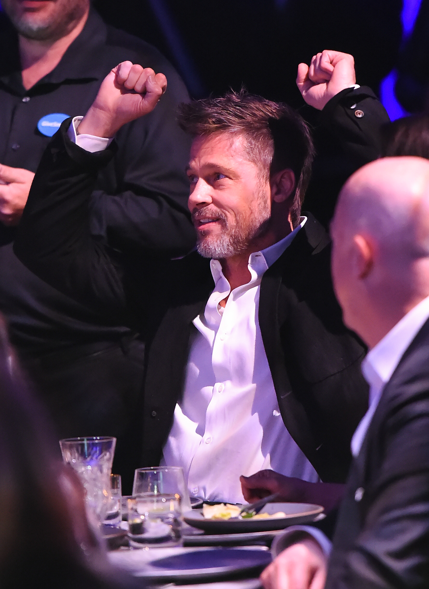 Brad Pitt Offered $120,000 To Watch 'Game Of Thrones' With Emilia Clarke