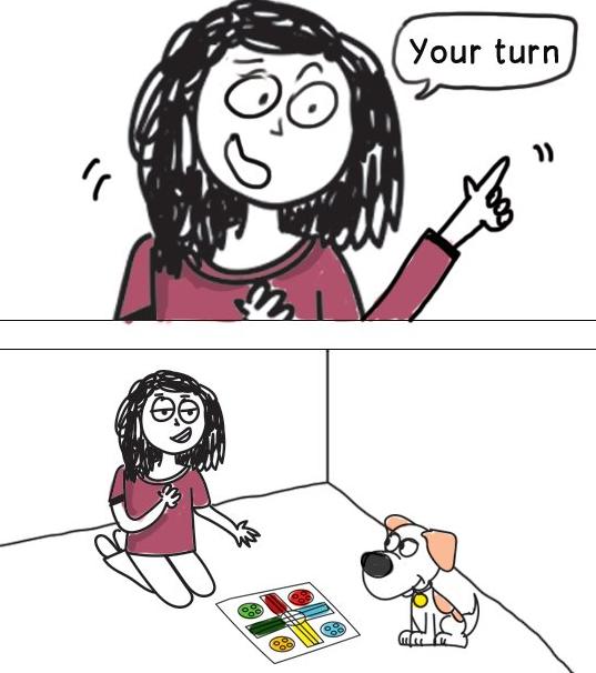 comics show it feels to be single