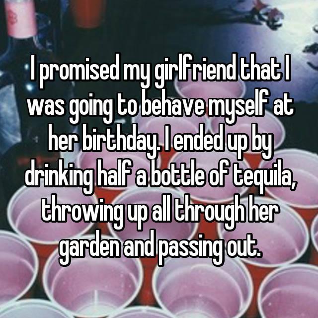 biggest promises men broke to their girlfriends