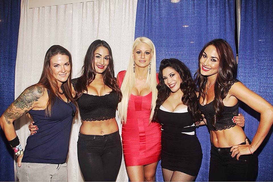 Facts About Nikki Bella The Fiancée Of John Cena
