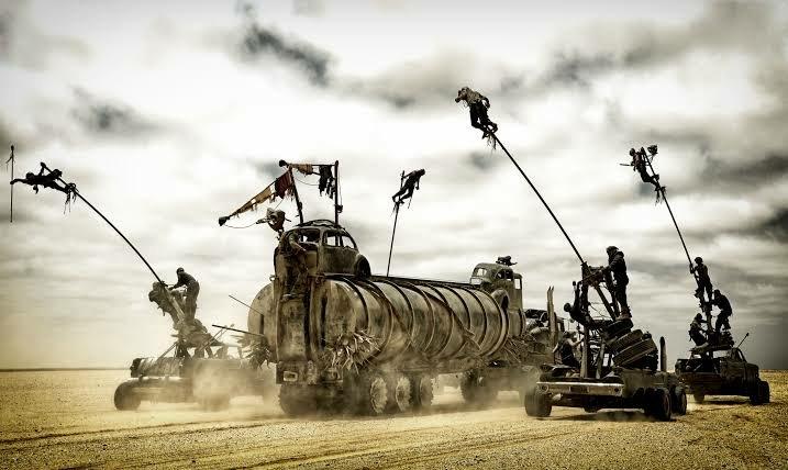 Ridiculously dangerous stunts CGI
