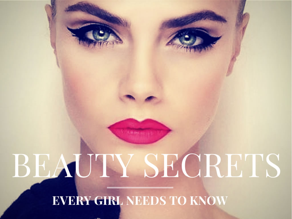 12 Beauty Secrets From Hollywood That Will Help You Get A ...