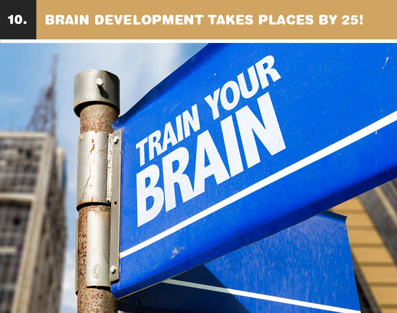 Bad Influence on brain