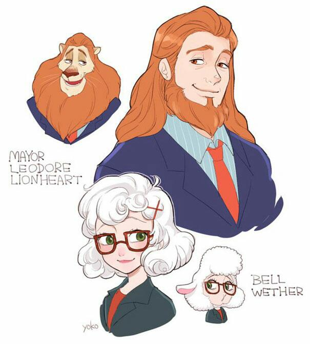 Your Favorite Cartoon Characters Are Reimagined As Humans, And The Results Are Absolutely Awesome