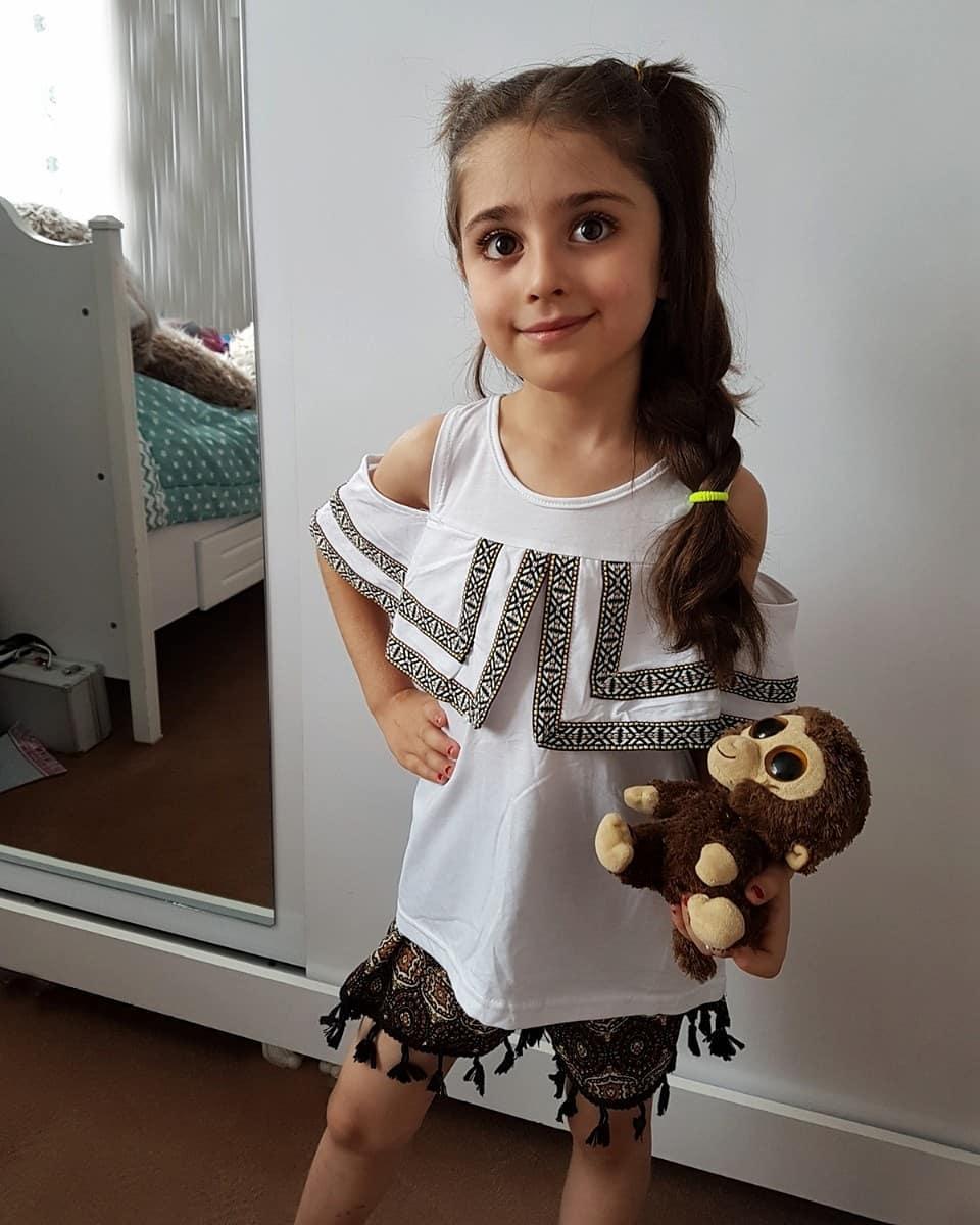 Cutest Iranian girl