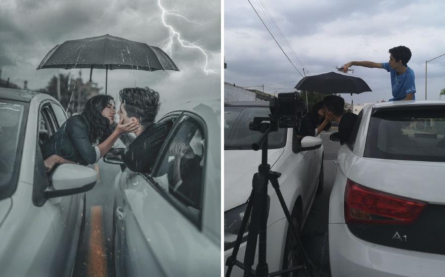 Mexican Photographer Reveals Magic
