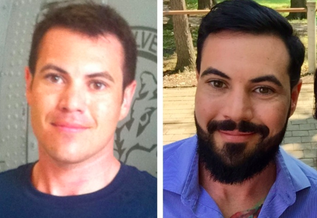 women prefer bearded guys