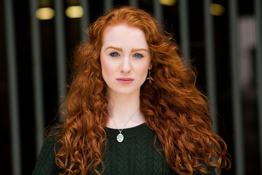 redheads around the world