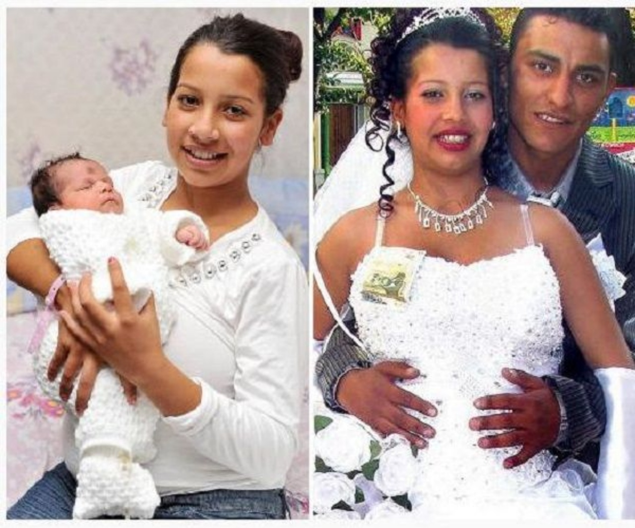 Youngest Parents in the world