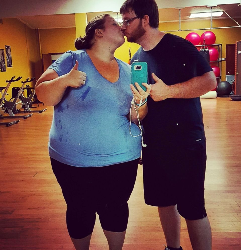 Couple Shreds Weight Loss Recreate