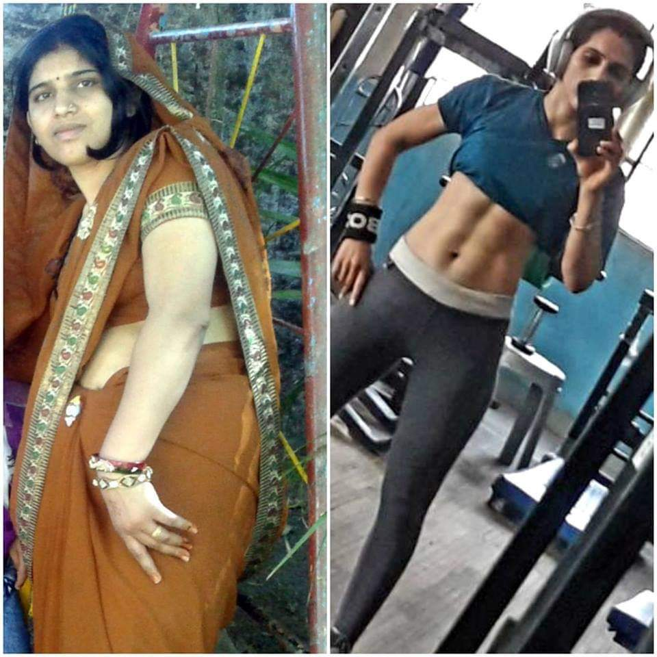 Transformation Of Indian Couple