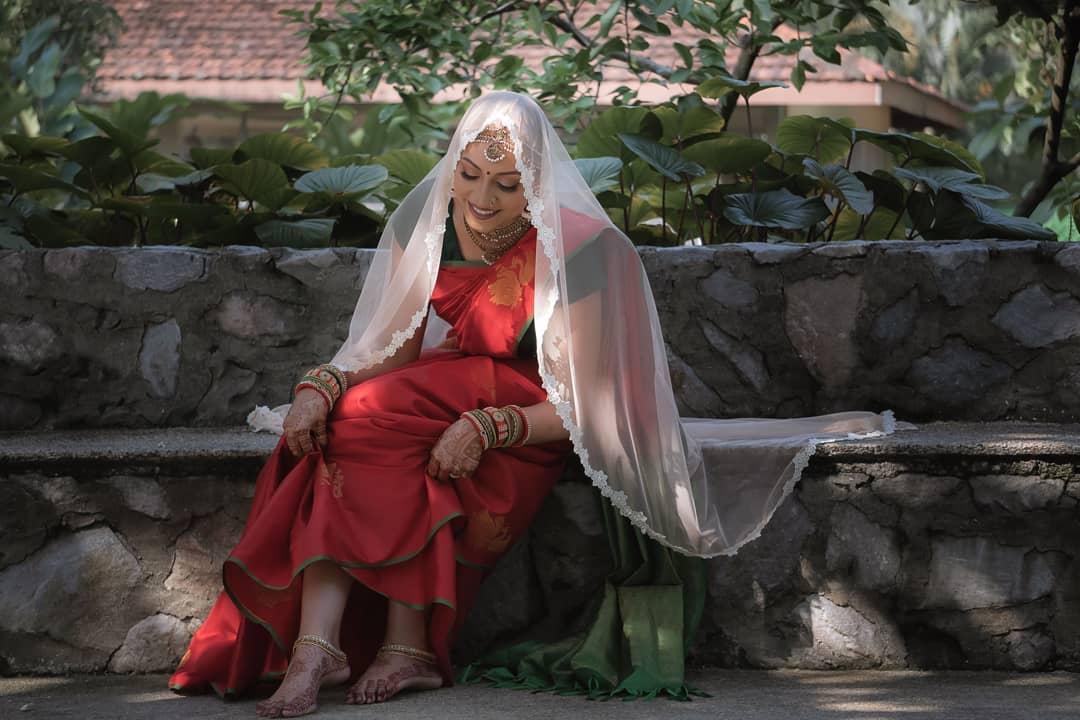 Cancer Survivor Bridal Photoshoot Inspiration Woman