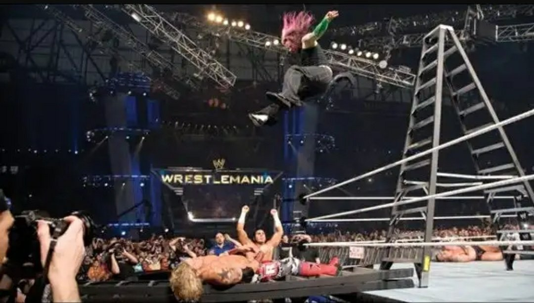 Greatest wwe moments